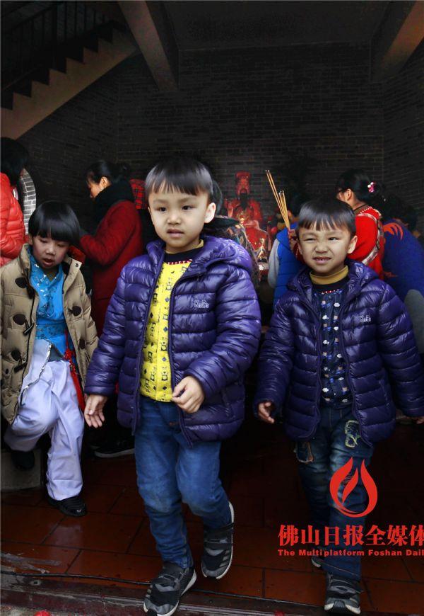 """""""文昌高照·金榜题名"""" 禅城南庄举行文昌诞庆典活动"""