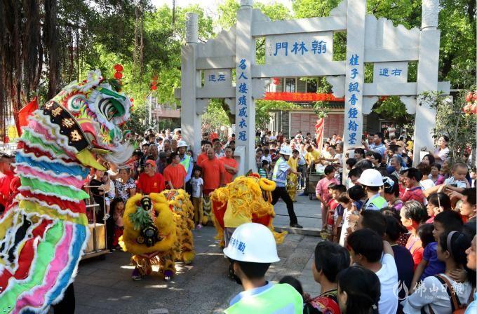 多图!松塘翰林文化节举行庆祝孔子诞活动