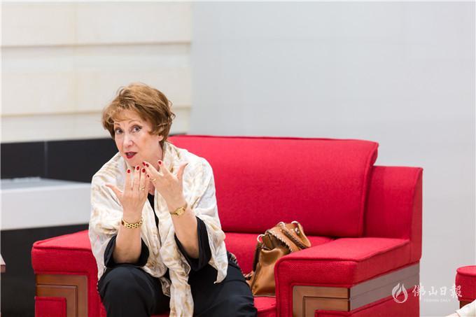 《图兰朵》《托斯卡》主创人员佛山大剧院媒体见面会