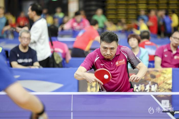 第十二届亚乒元老锦标赛今日最新注册送体验金平台开幕