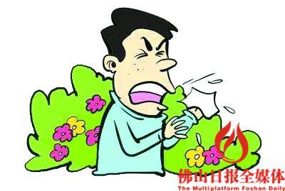 春夏之交須防小兒過敏性鼻炎
