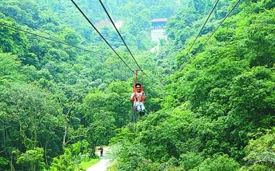 七夕将至 一起相约到三水南丹山开启森林浪漫之旅吧!