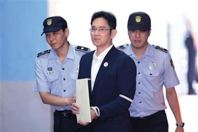 后继无人的三星:李在镕获刑影响公司发展战略