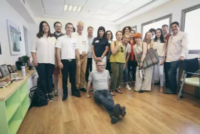 佛山服贸协会带团赴以色列进行商务交流