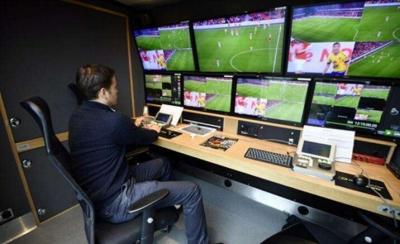中超试点视频助理裁判将在2018赛季广泛启用