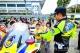 学习交通知识 佛山市公安局交警支队举行开放日活动