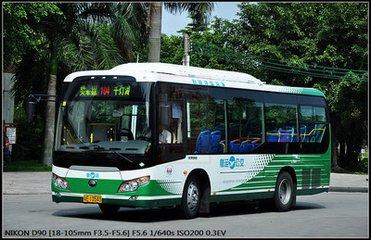 桂业路升级改造 105公交线今日起绕行