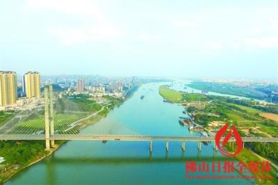 三水的桥 串起一部城市发展史