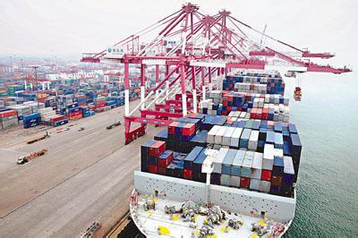 2017年广东进出口涨8% 民企首成粤第一大出口主体