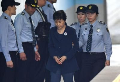 韩检察机关本周将提交量刑建议 朴槿惠或面临终身监禁