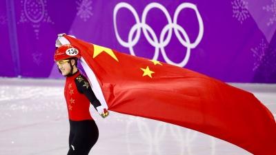 短道开张!短道女子1500米中国00后小将李靳宇摘银