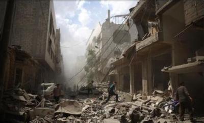 安理会通过决议:敦促叙利亚全境?;鹬辽?0天