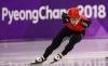 武大靖打破男子500米短道速滑世界纪录