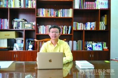 林至高分子材料董事长王博伟:敢想敢干的创新先锋