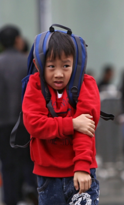 注意,广东将降温6℃~9℃!较强冷空气携大雨袭粤