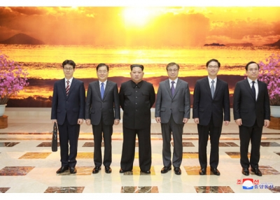 重磅!韩朝决定于4月底在板门店举行首脑会晤