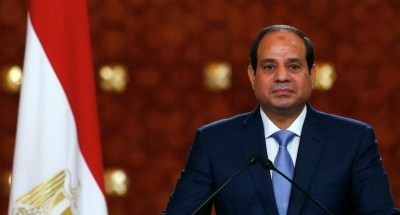 埃及全国选举委员会:现任总统塞西成功获得连任