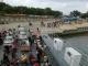 佛山海事部门护航清明假期渡江乘客 首日安全运送3万余人