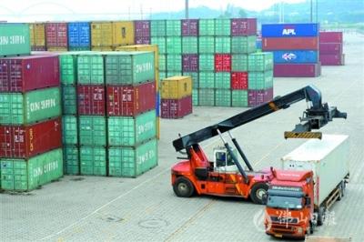 今年1月禅城区外贸总值为60.5亿元