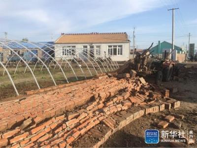 吉林松原发生5.7级地震 暂无人伤亡