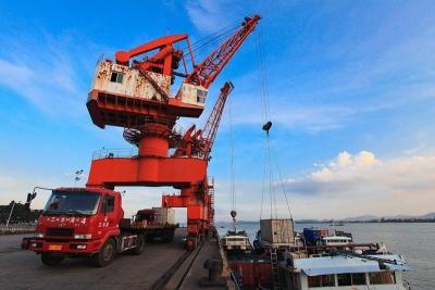 一季度佛山外贸出口总值930.2亿元