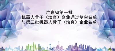 最新发布这些广东重点企业名单,有你认识的吗?