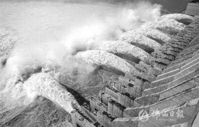 6月以來長江流域平均降雨量  創近60年來新高