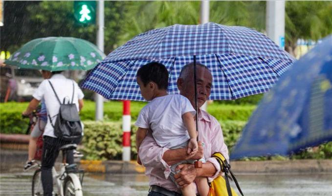 直播!最新注册送体验金平台台风蓝色预警信号解除 雨势减弱