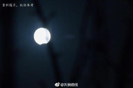 """8月天宇将上演""""天狗吃日""""等四大天象 多肉眼可看"""