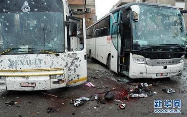 叙利亚北部反对派控制区一武器库爆炸 至少40人死亡