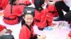 高明160名小学童开启人生第一课!来围观这个新生入学开笔礼