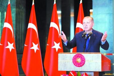 """反击""""经济进攻""""土耳其对美商品加征关税"""