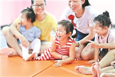 调查显示:广州六成受访者想送0~3岁宝宝入托