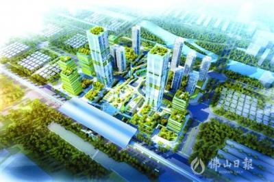 """180米""""双子塔""""刷新城市高度,智慧洋房引领居住升级"""