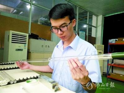 质量强市|柯维光电工程师苏荣欢:践行工匠精神铸就卓越品质