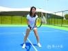 职业网球选手马烨:不愿当小李娜,我就是我!