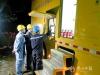 """全国首辆氢燃料应急电源车首次亮相  """"大黄蜂""""一次可发电六小时"""
