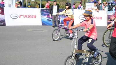 近600人在高明体验骑行之旅!这个自行车挑战赛好欢乐