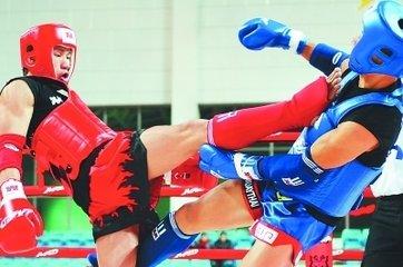 """全国泰拳锦标赛美高梅在线娱乐""""开战"""""""