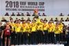 5个项目4金1银!佛山龙助力中国再夺龙舟世界杯总冠军