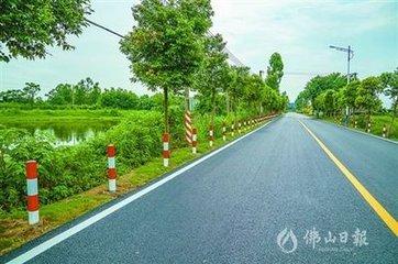 陕西渭南市多地交通、公路部门到三水取经
