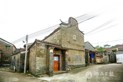 遗迹见证天湖村600多年岁月变迁