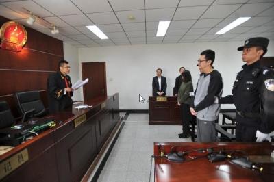 王宝强经纪人宋喆因职务侵占罪被判有期徒刑六年
