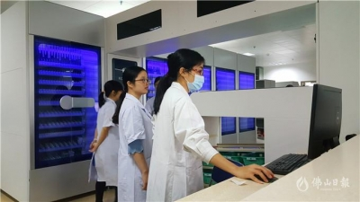 暨大附属美高梅在线娱乐医院新院区22日启用 一期可开放病床960张