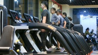 你健身了吗?近八成健身人群为80后90后,收入消费双高
