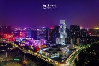 美哭了!一起来俯瞰美高梅娱乐官网新城