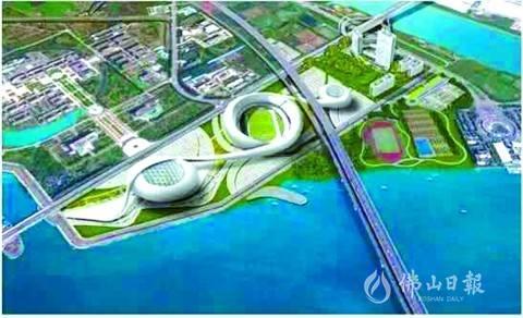 德胜体育中心预计明年底开建 2021年完工