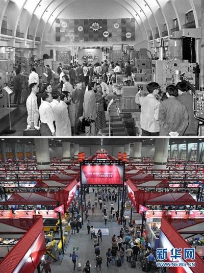 穿越40年,广交会上看变迁