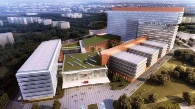 佛山市妇女儿童医院工程最新进展!能否确保明年底完工?