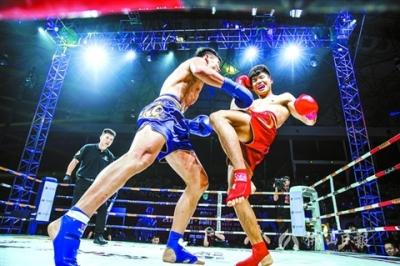 中国武术散打职业联赛2018赛季总决赛今晚决战高明